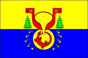 Флаг Омутнинского района