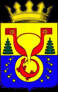 Герб Омутнинского района